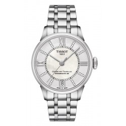 Buy Women's Tissot Watch Chemin Des Tourelles Powermatic 80 T0992071111600