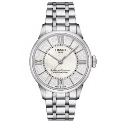 Buy Women's Tissot Watch Chemin Des Tourelles Powermatic 80 T0992071111800