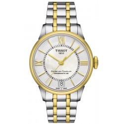 Buy Women's Tissot Watch Chemin Des Tourelles Powermatic 80 T0992072211800
