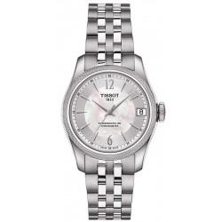 Buy Women's Tissot Watch Ballade Powermatic 80 COSC T1082081111700
