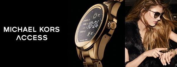 Michael Kors Access Smartwatches